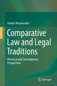 Cover Comparative Law and Legal Traditions