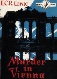 Cover Murder in Vienna