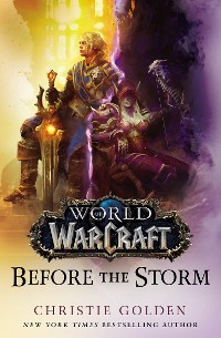 Cover World of Warcraft: Before the Storm