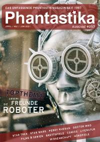 Cover Phantastika Magazin #357: April/Mai/Juni 2021