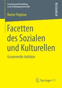 Cover Facetten des Sozialen und Kulturellen