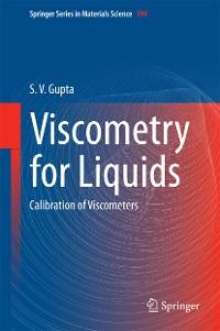 Cover Viscometry for Liquids