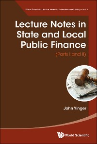 Cover Lecture Notes in State and Local Public Finance