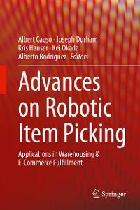 Cover Advances on Robotic Item Picking
