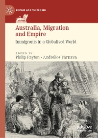 Cover Australia, Migration and Empire
