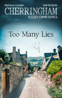 Cover Cherringham - Too Many Lies