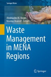 Cover Waste Management in MENA Regions