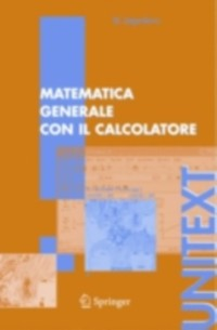 Cover Matematica generale con il calcolatore