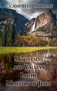 Cover Mountains and Valleys in the Ministry of Jesus