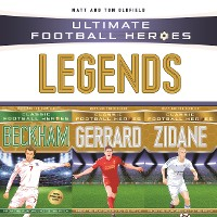 Cover Ultimate Football Heroes Collection: Legends