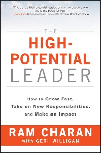 Cover The High-Potential Leader