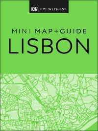 Cover DK Eyewitness Lisbon Mini Map and Guide