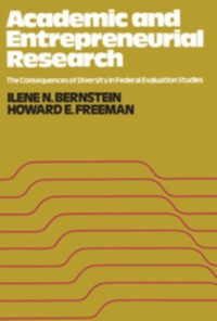 Cover Academic and Entrepreneurial Research