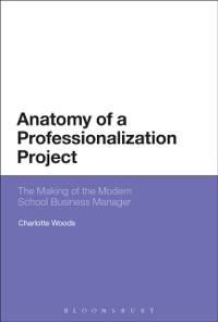 Cover Anatomy of a Professionalization Project