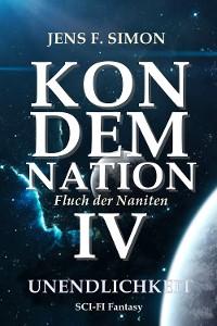 Cover KONDEMNATION IV Die Unendlichkeit