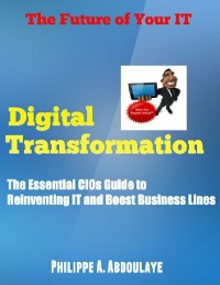 Cover Digital Transformation Explained to CIOs