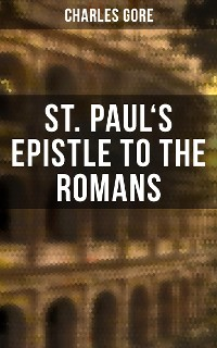 Cover St. Paul's Epistle to the Romans