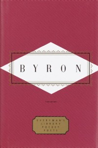 Cover Byron: Poems
