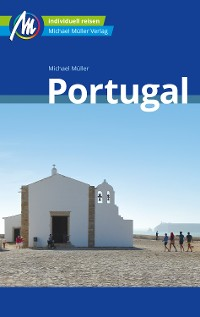 Cover Portugal Reiseführer Michael Müller Verlag