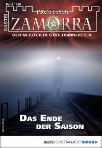 Cover Professor Zamorra 1138 - Horror-Serie