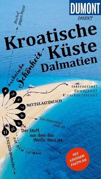 Cover DuMont direkt Reiseführer Kroatische Küste, Dalmatien
