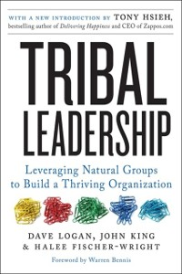 Cover Tribal Leadership Revised Edition