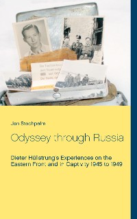 Cover Odyssey through Russia