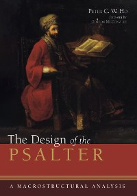 Cover The Design of the Psalter