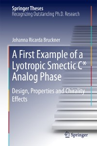 Cover A First Example of a Lyotropic Smectic C* Analog Phase