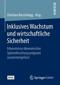 Cover Inklusives Wachstum und wirtschaftliche Sicherheit