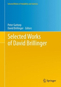 Cover Selected Works of David Brillinger