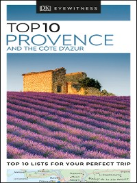 Cover DK Eyewitness Top 10 Provence and the Côte d'Azur