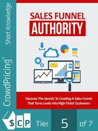 Cover Sales Funnel Authority