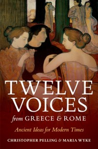 Cover Twelve Voices from Greece and Rome