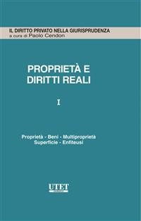 Cover Proprietà e diritti reali vol. 1