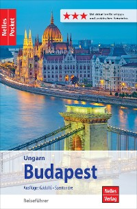 Cover Nelles Pocket Reiseführer Budapest