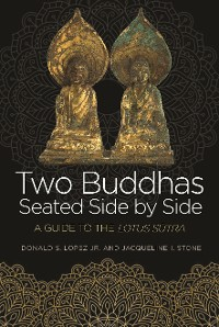 Cover Two Buddhas Seated Side by Side