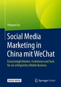 Cover Social Media Marketing in China mit WeChat