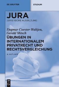 Cover Übungen in Internationalem Privatrecht und Rechtsvergleichung