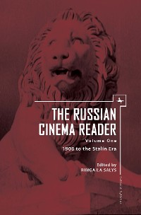 Cover The Russian Cinema Reader
