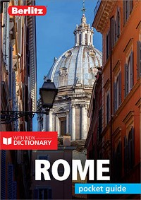 Cover Berlitz Pocket Guide Rome (Travel Guide eBook)