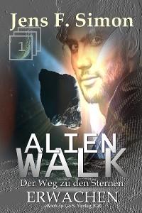 Cover Erwachen (ALienWalk 1)