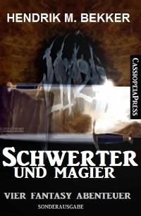 Cover Schwerter und Magier: Vier Fantasy Abenteuer