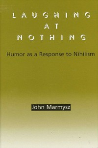 Cover Laughing at Nothing