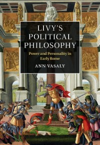 Cover Livy's Political Philosophy