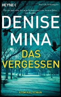 Cover Das Vergessen