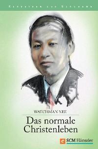 Cover Das normale Christenleben