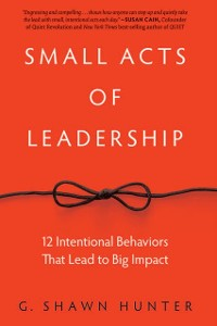 Cover Small Acts of Leadership