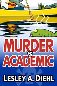Cover Murder is Academic