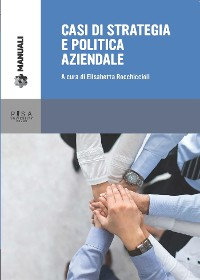 Cover Casi di strategia e politica aziendale
